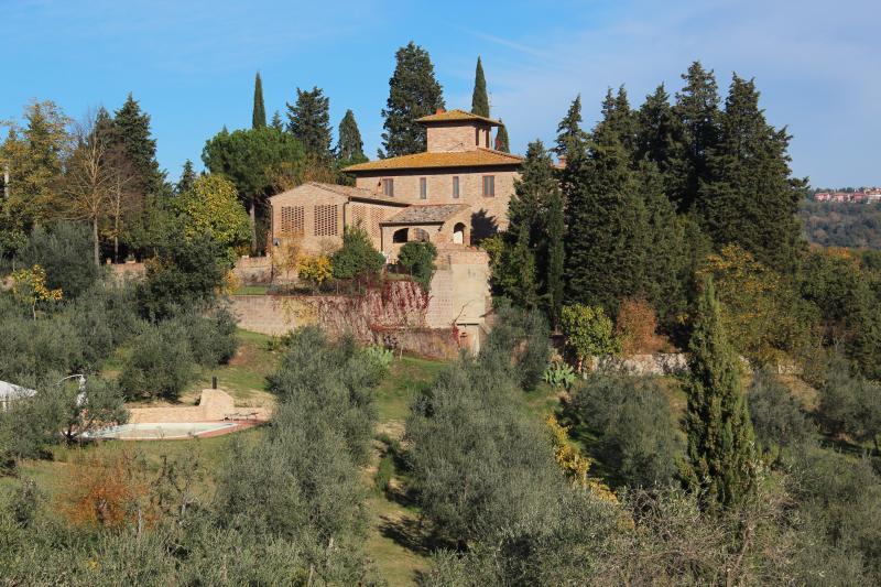 Villa Il Casolare, holiday rental in Certaldo