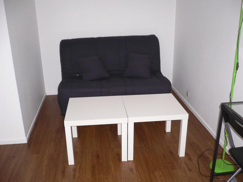 Bel appartement meublé -Rouen droite, alquiler vacacional en Saint-Martin-de-Boscherville