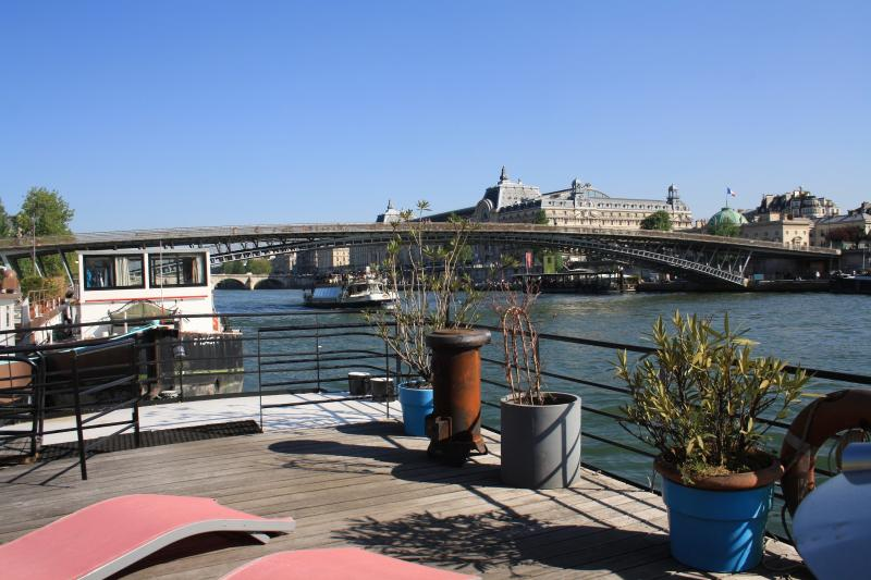 River view with Orsay Museum