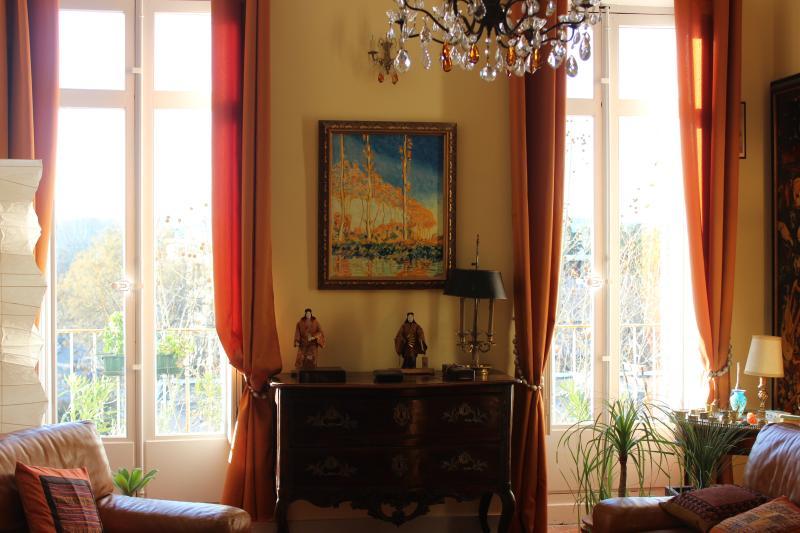 Grand et lumineux appartement à Aix en Provence