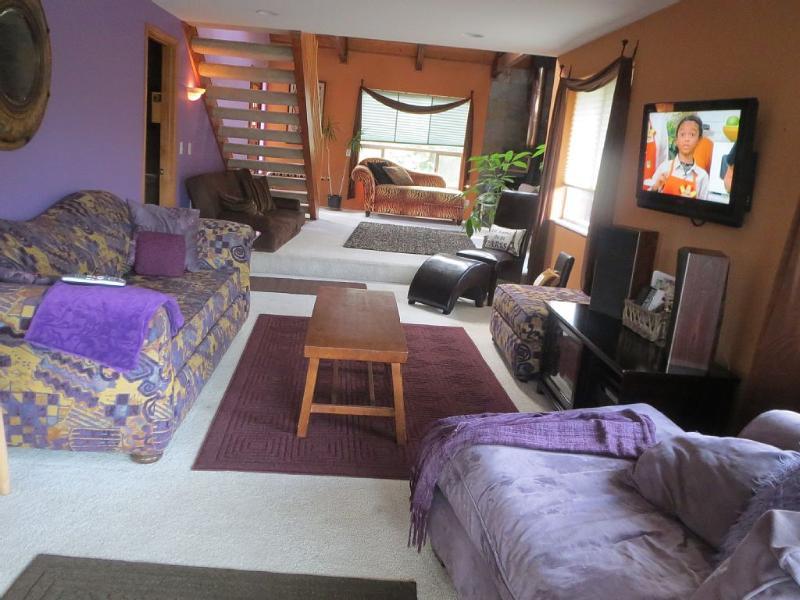 Piso Sala de estar