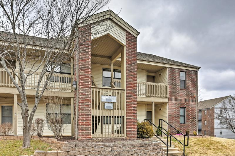 Book this wonderful Branson vacation rental condo today!