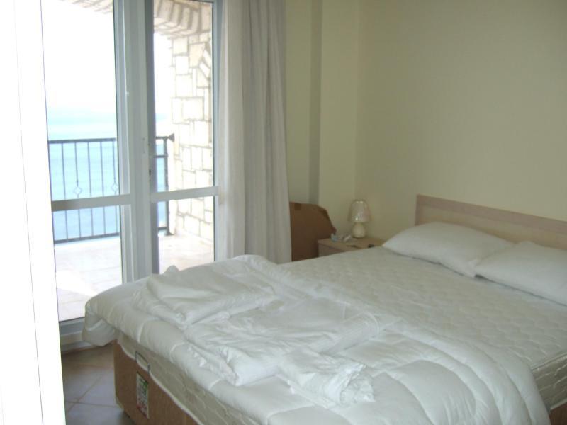 2do dormitorio Todas las habitaciones tienen vistas al mar.