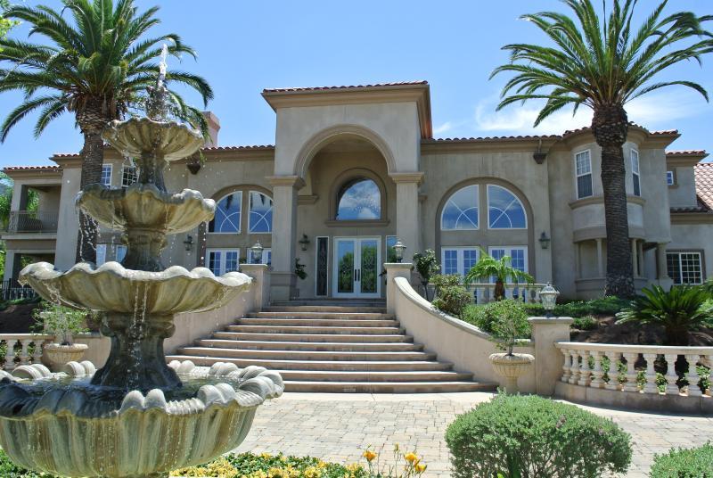 Majestic front entrance