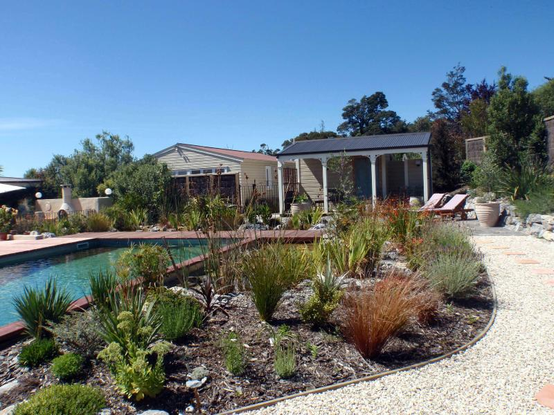 Lancewood Villa country accommodation, holiday rental in Nelson-Tasman Region