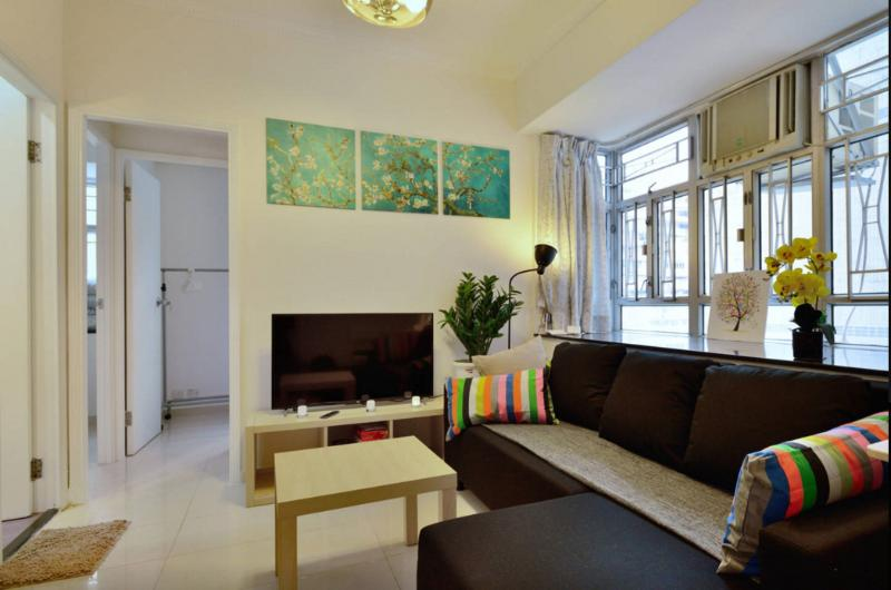 50% off! New 2BR MongKok Apartment., vacation rental in Hong Kong