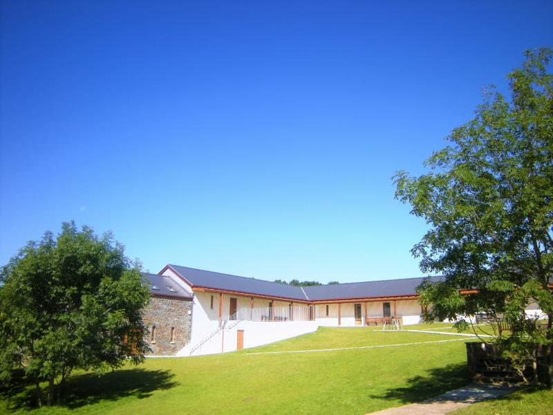 Visit us at St Madoc Centre on the spectacular Gower coastline - Area of Outstanding Natural Beauty!