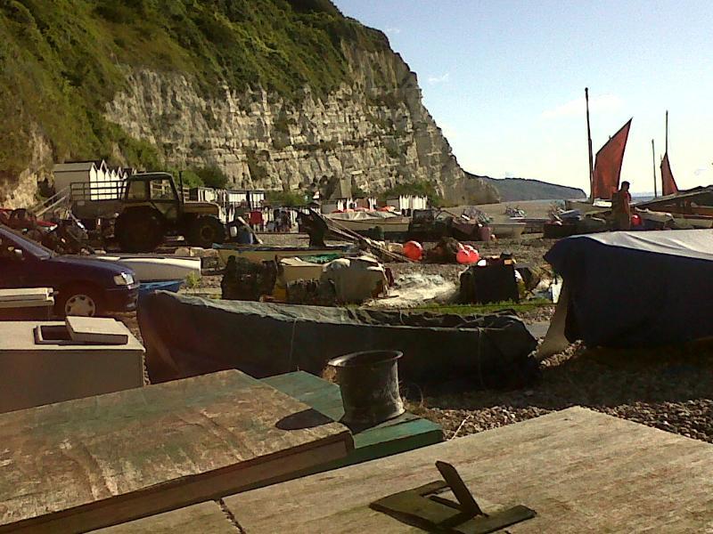 Beer - fishing village