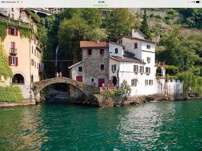 Casa vacanze Elena, location de vacances à Nesso