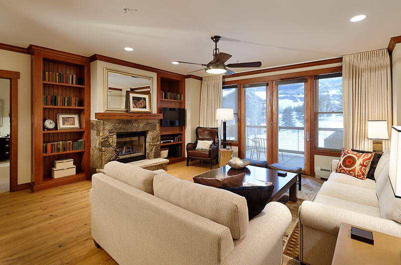 The Residences at Snowmass Club Three Bedroom, vacation rental in Snowmass Village