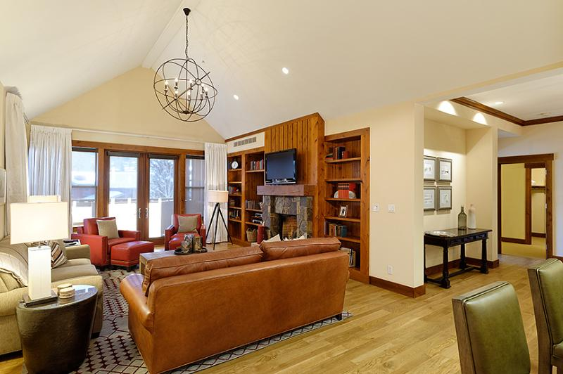 The Residences at Snowmass Club: 5 Bedroom Penthouse, vacation rental in Snowmass Village