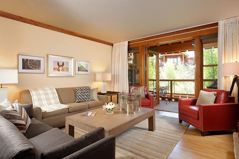 The Residences at Snowmass Club: Four Bedroom, vacation rental in Snowmass Village