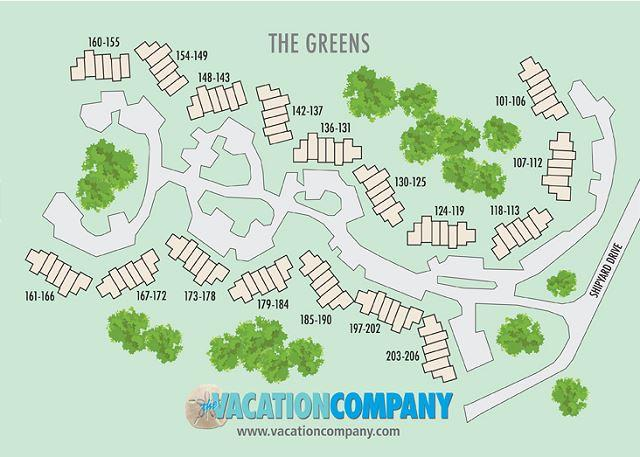 Greens Map