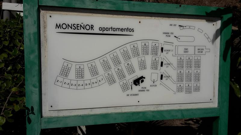 map Monsenor