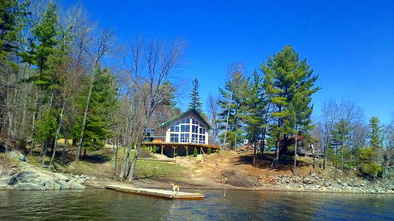 French River Island Heaven, vacation rental in French River
