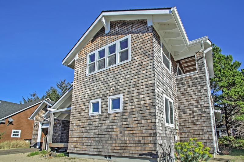 Você vai adorar o seu tempo nesta casa de aluguer de férias Rockaway Beach!