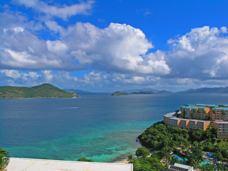 Spectacular Down Island Views of St John & the BVI's from every room!!!
