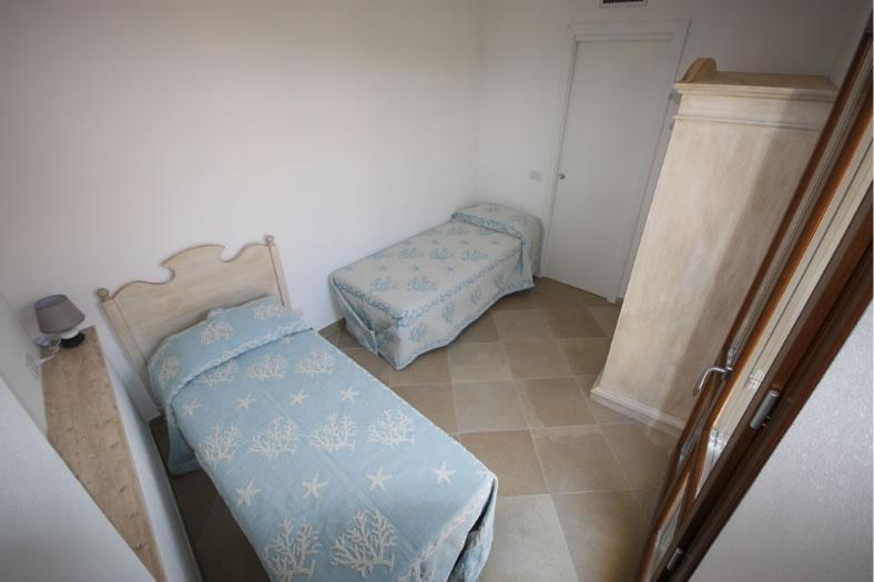 Guess bedroom