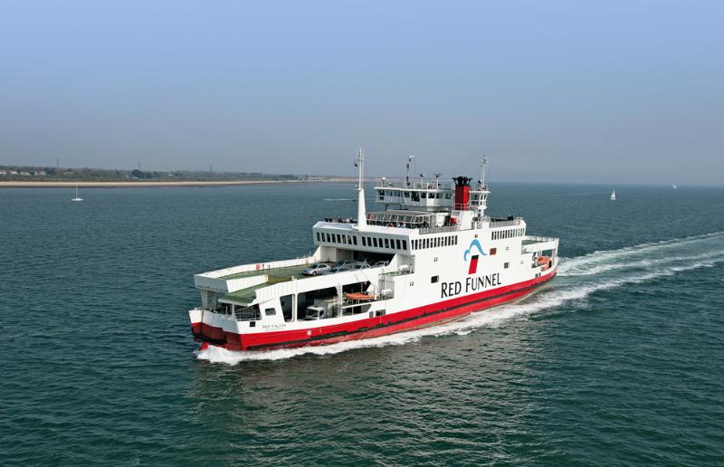 Ferry inclusive deals available from Red Funnel