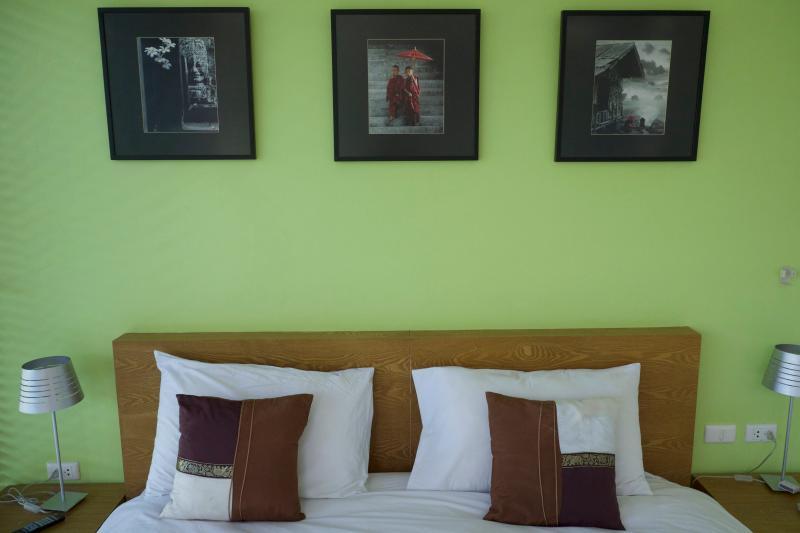Sleeping room AC kingsize