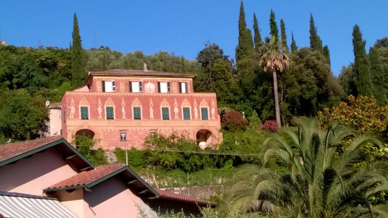 Villa d'epoca, vacation rental in Finale Ligure