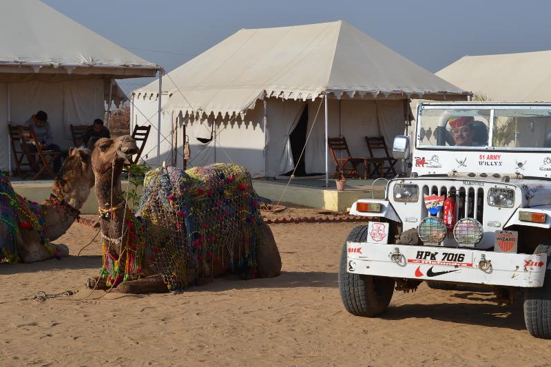 Pushkar Camel Safari & Desert Camp, holiday rental in Ajmer District