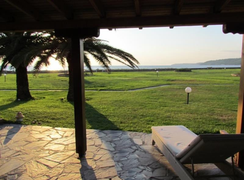 Summer house, holiday rental in Fourka