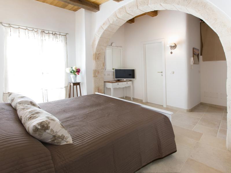 2° piano camera da letto matrimoniale