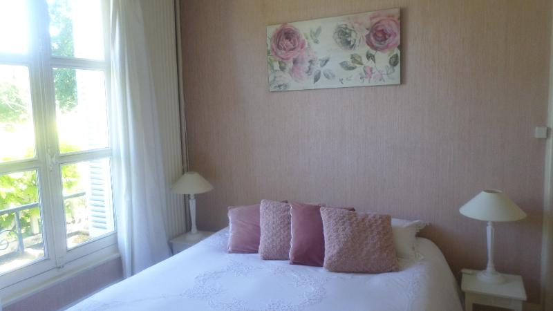 Chambre anglo-normande - grand lit
