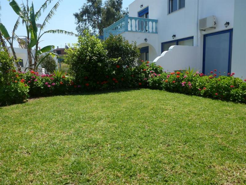 Our wonderful established garden is private and perfectly maintained by our housekeepers.