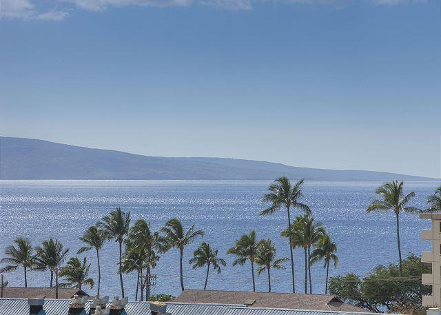 Kihei Alii Kai #D-406 2Bd Full Ocean View, in the Heart of Kihei, Spacious! – semesterbostad i Kihei