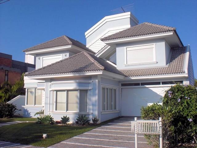 House in Jurerê Internacional, aluguéis de temporada em Governador Celso Ramos