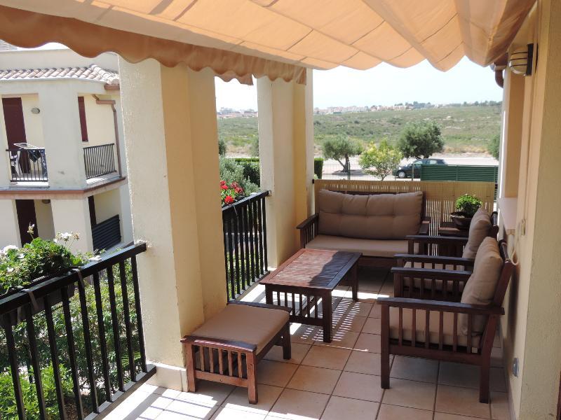 Acogedor apartamento a solo 500m. de la playa, location de vacances à Miami Platja