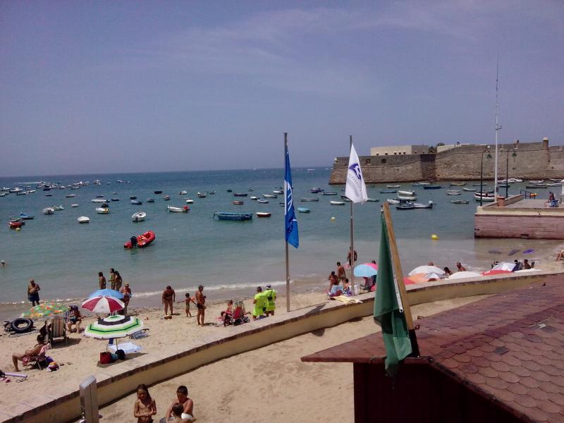 DUPLEX EN LUGAR EMBLEMATICO, holiday rental in Cadiz