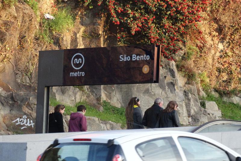 São Bento Metro Station