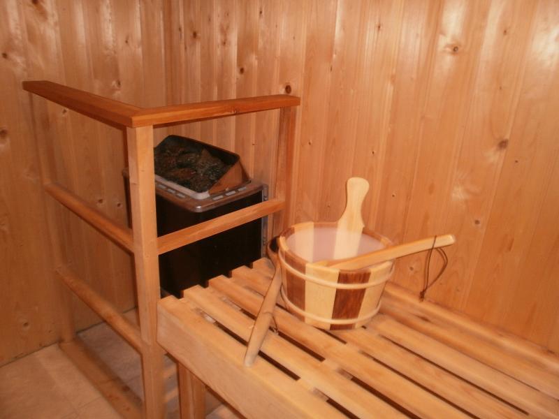 Sauna Unit