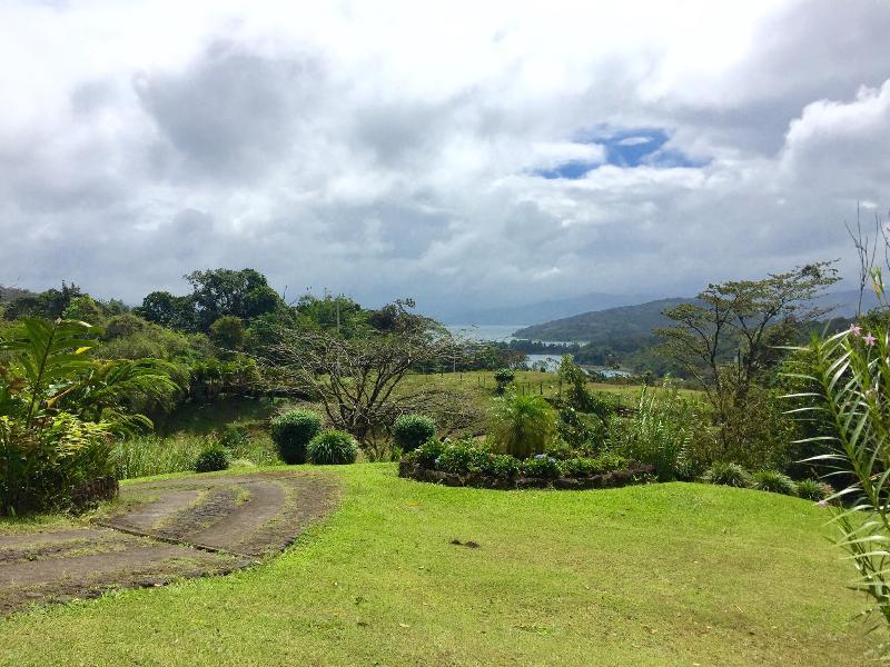 Garden Views and Lake