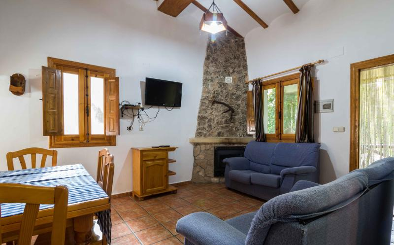 Casas Rurales los Enebros  4 personas, location de vacances à Santiago-Pontones