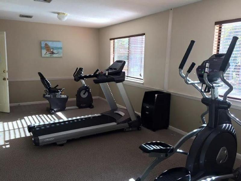 Fiddleru0027s Cove Fitness room Free for guests