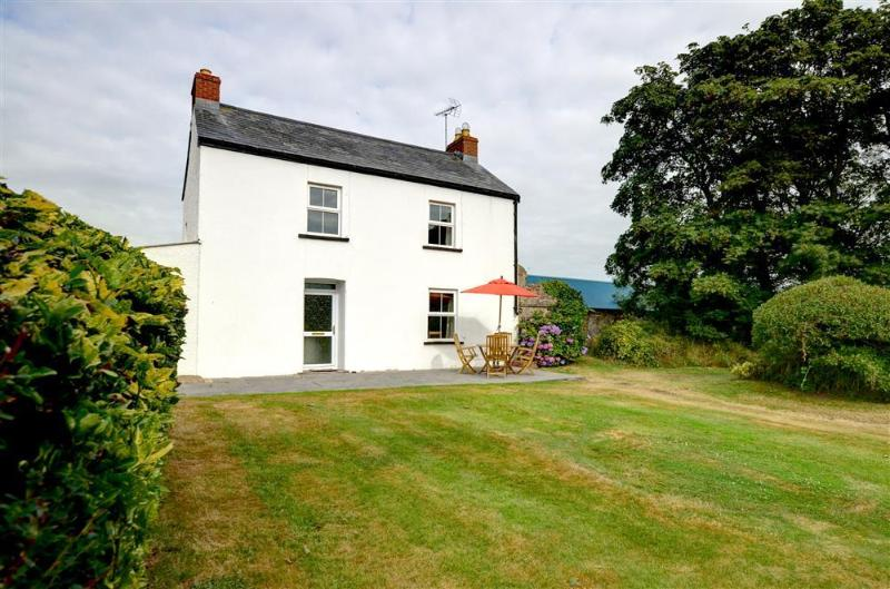 Middle Hall Farmhouse is a traditional property with character and a large garden