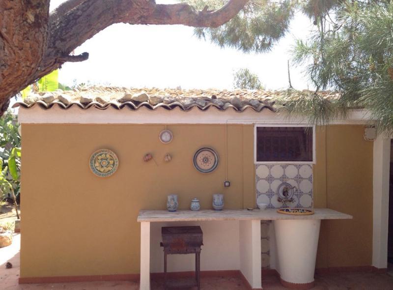 Altra veranda Casa Blu