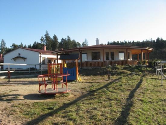 Farma Slunečný Dvůr, holiday rental in Zderaz