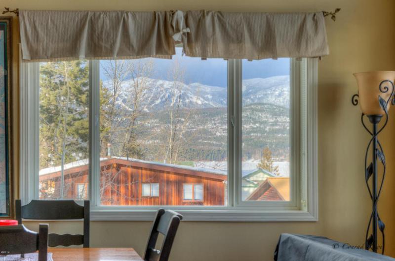 View of Whitefish Mountain Resort