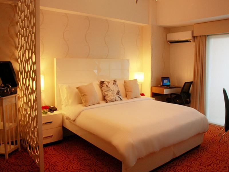 Max Pavilion Boutique Serviced Suite - Max Premier - 13, holiday rental in Taguig City