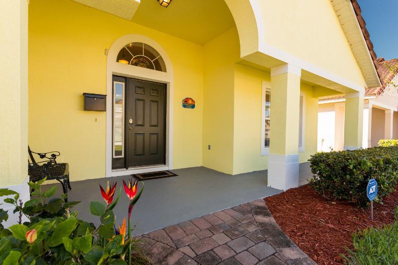 The Orlando Lodge Entrance