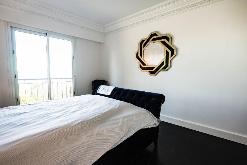 The first Queen Bedroom