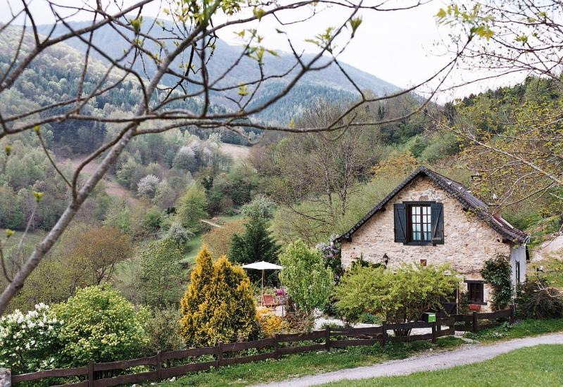 La Grange du Cindé 09140 Seix, holiday rental in Moulis