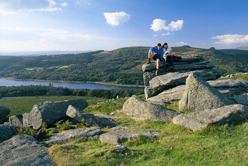Situated only a few miles from Dartmoors iconic Tors, this is the perfect place to explore the moor.