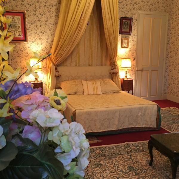 Chambre d'hôtes (Reine) au Château de la Tour, holiday rental in Prissac