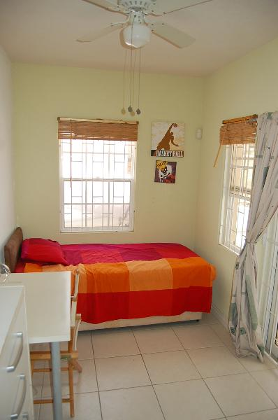 Located on the ground floor this  room can double as a 4th bedroom or study